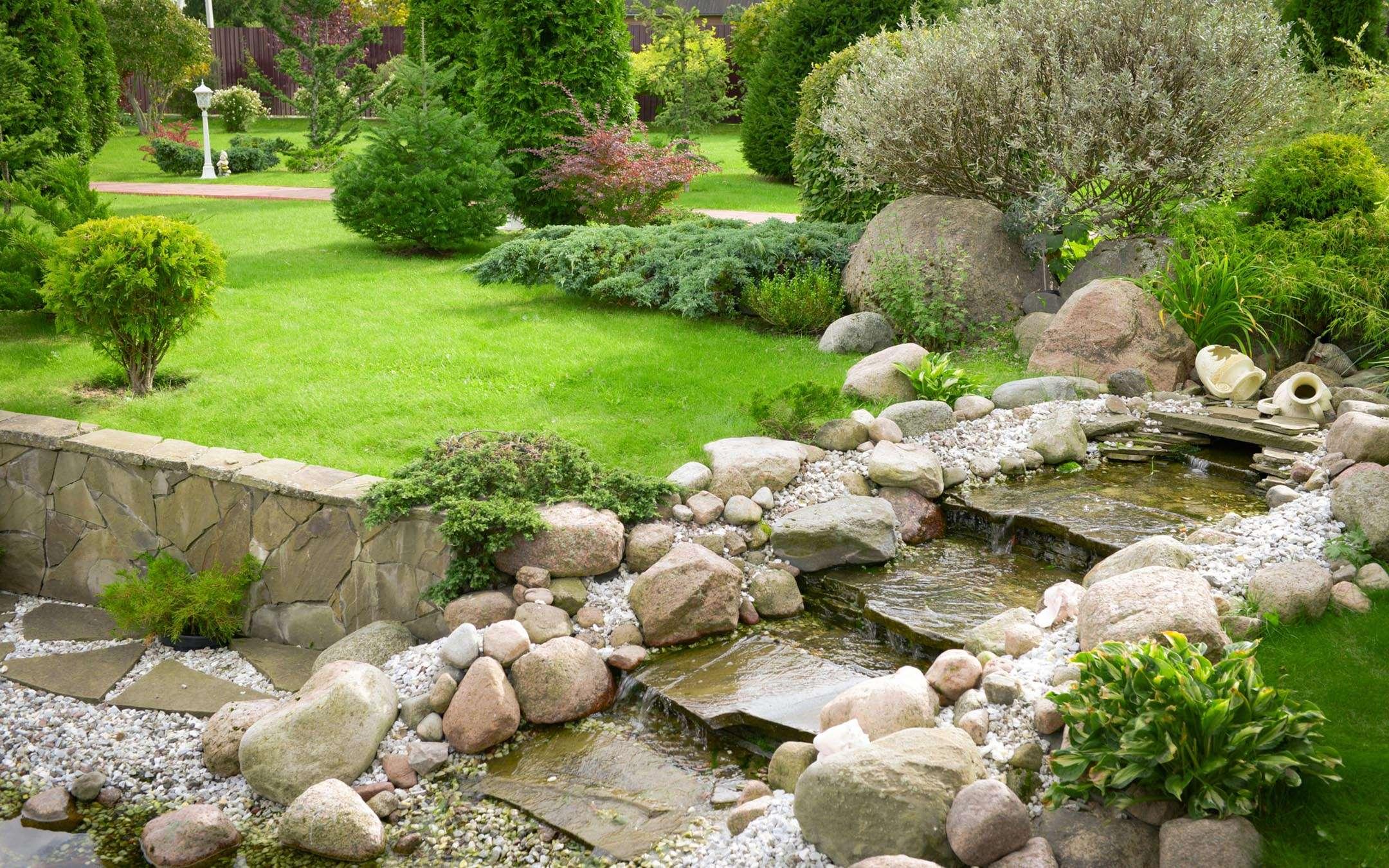 Giardino roccioso: fai da te o progettazione professionale