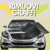 Panno rimuovi graffi per auto: offerta LAMPO su Amazon