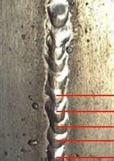 Saldatura elettrodo verticale
